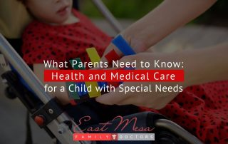 What Parents Need to Know: Health and Medical Care for a Child with Special Needs
