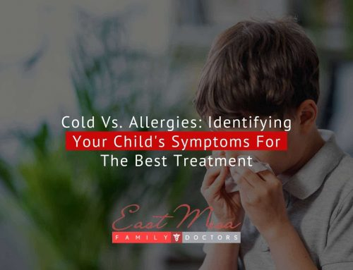 Cold Vs. Allergies: Identifying Your Child's Symptoms For The Best Treatment